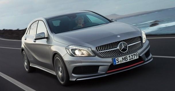 Ny Mercedes A-klasse fra 329.900 kr.!
