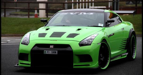Verdens hurtigste GT-R – Video