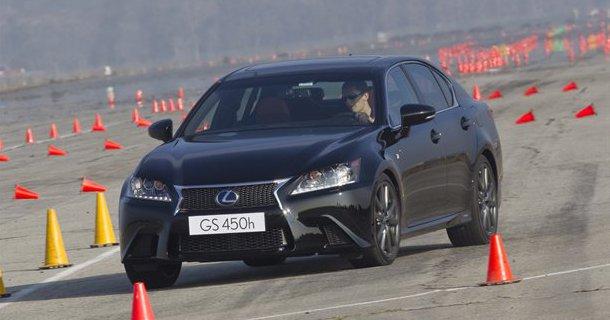 Lexus planlægger GS-F