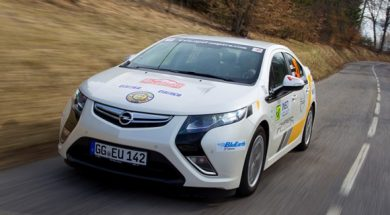 Stem på Årets bil i Danmark 2012 – Opel Ampera vandt i 2011