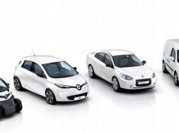 Renault og Nissan har solgt 100.000 elbiler