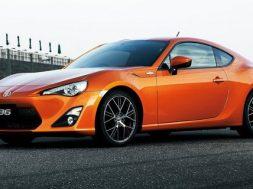 Toyota GT86 kommer til at koste fra 539.000 kroner