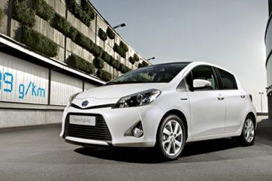 Toyota har nu bygget over 200 millioner biler!