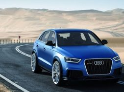 Audi RS Q3 Koncept