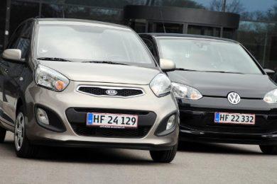 Flere unge køber ny bil