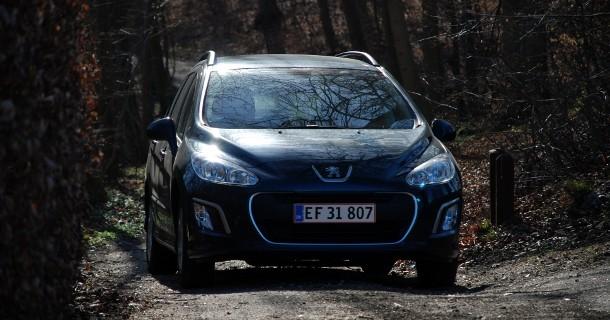 Test: Peugeot 308 Access st.car 1.6 e-HDi