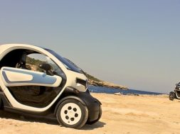 Renault Twizy first drive test