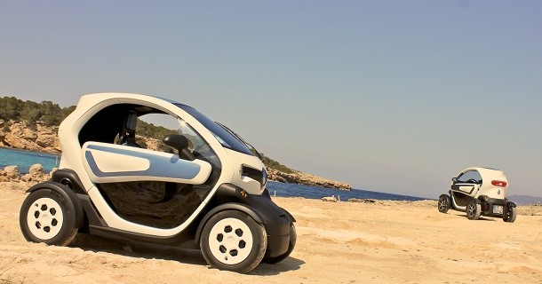First drive: Renault Twizy