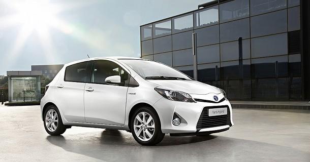 Toyota og Lexus fejrer 4 millioner solgte hybridbiler