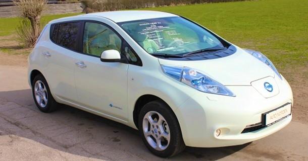 Test: Nissan Leaf