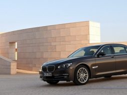 Her er de første videoer af BMW 7-serien
