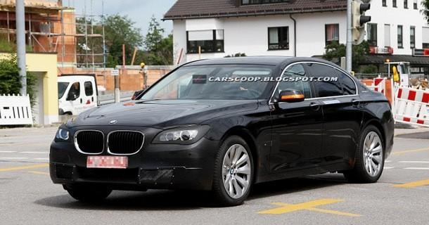 BMW bekræfter 7-Serie facelift