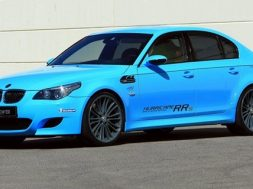 G-Power BMW E60 M5 Hurricane RR