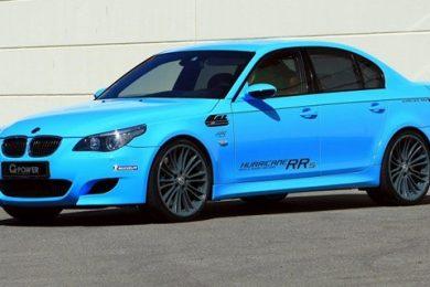 G-Power BMW E60 M5 Hurricane RR