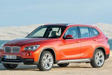 Nu er der en ny BMW X1