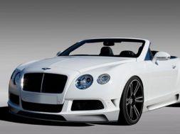 Se den specielle Bentley GTC Continental med Audentia-pakke