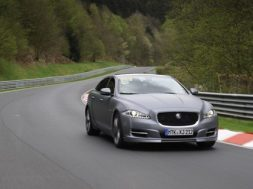 Jaguar XJ Supersport Nürburgring Taxi