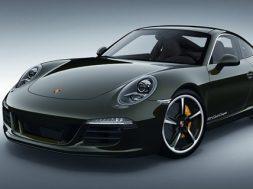 Porsche 911 Club coupé offentliggjort
