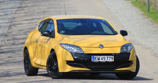 Test: Renault Mégane R.S.