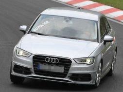 Audi S3 Nurburgring
