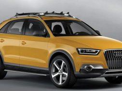 Audi arbejder på en Q2 SUV