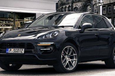 Måske er dette den nye Porsche Macan