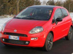 Den nye Fiat Punto TwinAir