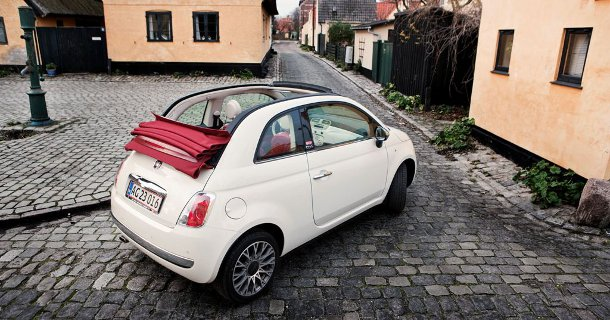 Fiat 500 nummer én million er bygget