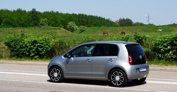 VW up! fås nu med fem døre