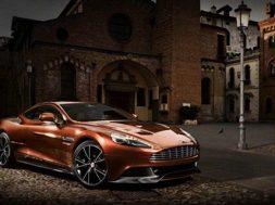 Her er den nye Aston Martin Vanquish