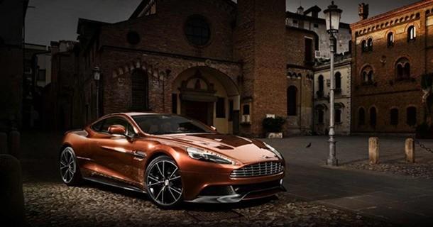 Mød den nye Aston Martin Vanquish – Video
