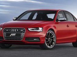 Tyske ABT har netop offentliggjort en Audi S4