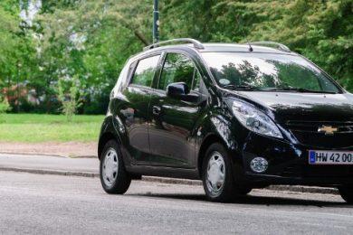 Så er der en faceliftet Chevrolet Spark på vej!