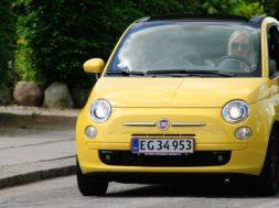 Fiat 500 cabriolet fra kun 149.990 kr.!