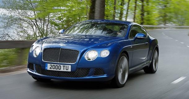 Bentley afslører deres hurtigste bil nogensinde