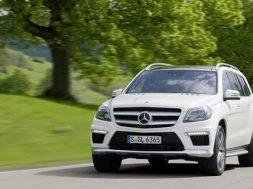 Mercedes GL63 AMG er offentliggjort