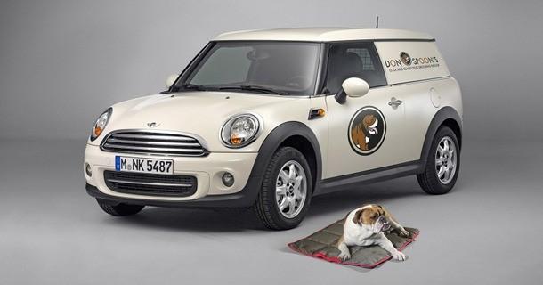 MINI Clubvan vil blive produceret!