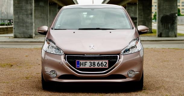 Kviktest: Peugeot 208 1.6 e-HDi Active