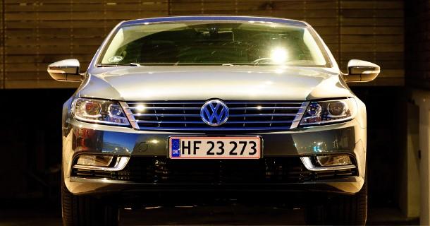 Test: VW CC 1.8 TSI DSG
