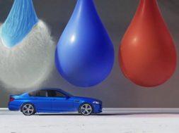 Den nye BMW M5 er et projektil…
