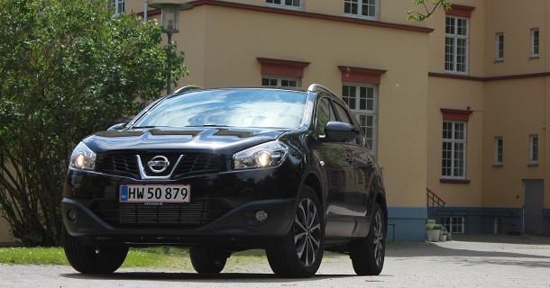 Test: Nissan Qashqai+2 1.6 dCi N-Tec 360°