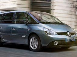 Renault Espace får et ansigstløft