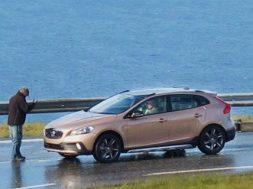 Nye spionbilleder af kommende Volvo XC40