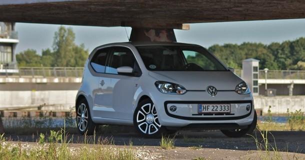 Kviktest: Volkswagen up! high up!