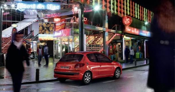 Spar penge på Peugeot 206+