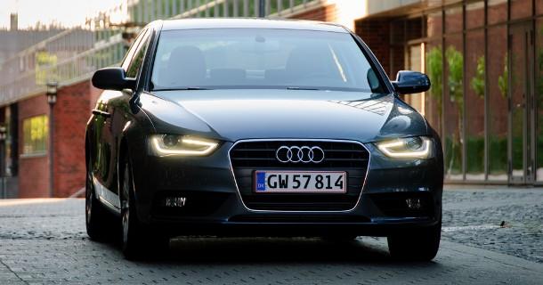 Test: Audi A4 2.0 TDI MultiTronic