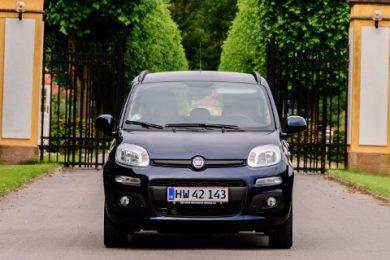 Fiat Panda med ny twinair motor