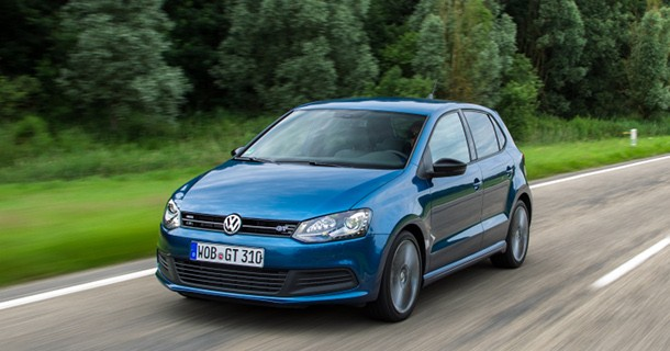 vw polo blue gt test first drive. Black Bedroom Furniture Sets. Home Design Ideas