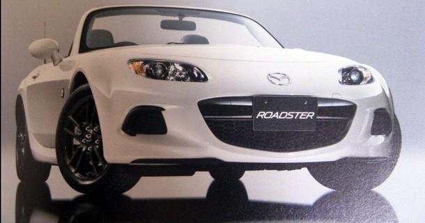 Er det den faceliftet Mazda MX-5 Miata?