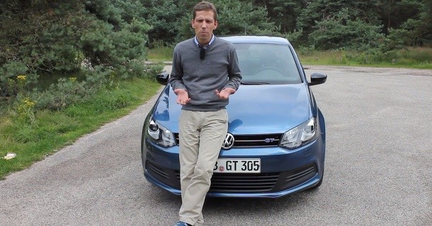 Christian Frost tester VW Polo BlueGT – Video